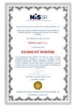 Stable Company Award 2017